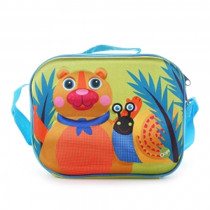 Happy Snack - SOFT 3D LUNCHBOX - OOPS GLOBAL