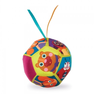 Easy-Fun Ball - ACTIVITY SOFT BALL - OOPS GLOBAL TOYS